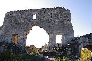 В эфире средневековая крепость Мангуп (new one)