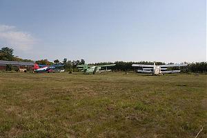 Работа в эфире с территории аэродрома Рышково  24 и 25 июня 2017 г.