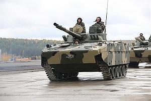 «Росэлектроника» разработала для боевых машин десанта БМД-4 новые средства связи