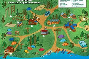 В эфире лагерь Шпаро – «Большое приключение» 8–10 июля 2017