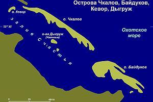 R24RRC – остров Байдукова в Охотском море – IOTA AS-114