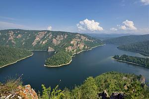 В эфире экспедиция R0AD/p река Енисей 22-23 июля 2017