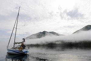RI0C – экспедиция на остров Ионы стартовала из Николаевска-на-Амуре