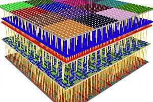 Новая архитектура 3D-чипов позволяет устранить узкое место интерфейса процессор-память