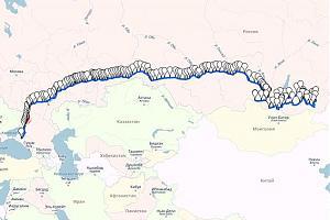 RDA-экспедиция R7AB по районам Забайкальского края и Республики Бурятия