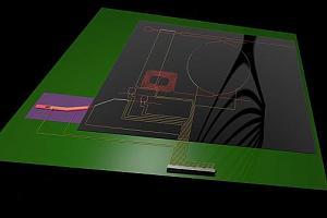 Команда исследователей разработала лазер на микросхеме с рекордными характеристиками