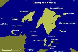 R24RRC – Шантарские острова в Охотском море – IOTA AS-044