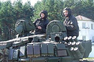 Дни активности, приуроченные к дню танкиста 8-10 сентября 2017