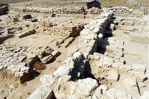 Базовый лагерь Артезианской Археологической Экспедиции с 4 по 6 августа 2017