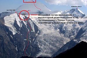 Высокогорная экспедиция RT9K/7/P на Казбеке со 2 по 12 сентября 2017