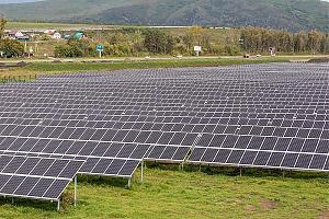 В России введена в эксплуатацию первая солнечная электростанция на модулях нового поколения