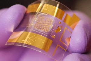 Разработаны новые транзисторы для гибкой электроники