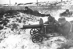 Дни активности в память о боях на Волоколамском рубеже в декабре 1941г.