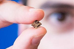 Создан самый маленький радар, умещающийся на чипе, размером 6 на 6 миллиметров