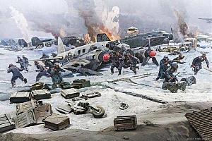 Тацинский Танковый Рейд - 75 лет