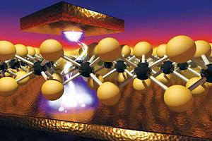 Новые электронные устройства, атомисторы, обеспечат работу на частотах порядка 50 ГГц