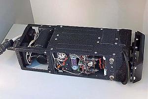 В День космонавтики РКС представил на ВДНХ бортовую радиостанцию первого спутника