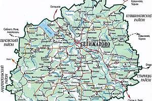 Активация RDA TV-44 Селижаровский район 21-22 апреля 2018