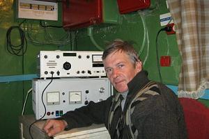 Дмитрий Визгалов RA4DAA SK 25 апреля 2018