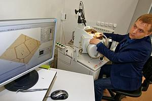 Российские ученые создали новый тип оптической нанокерамики