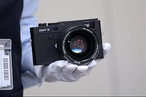 Фотоаппараты «Зенит» вернулись: В России выпущены первые серийные камеры Zenit M