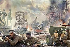 R200SB - Сталинградская битва. Вахта Памяти