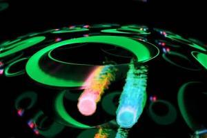 """Ученые-физики создали новый тип простейшего квантового """"жесткого диска"""" для света"""