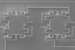 Создано нанореле, работающее от напряжения в 50 милливольт