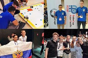 Российские команды взяли 6 золотых медалей на азиатском молодежном чемпионате по робототехнике