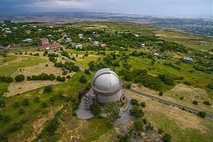 Новую станцию ГЛОНАСС открыли в Армении