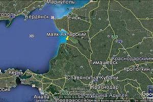 Радиоэкспедиция на маяк Ахтарский 1-2 мая 2019