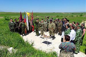 Активация Семиречья в честь битвы под Узун-Агачем 17-19 мая 2019