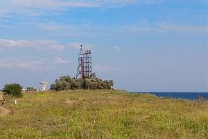 В эфире маяк Витино, Республика Крым, RLHA RLE-163 (NEW ONE)