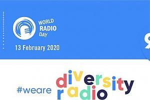 """Всемирный День Радио, 13 февраля 2020 - """"Радио и разнообразие!"""""""
