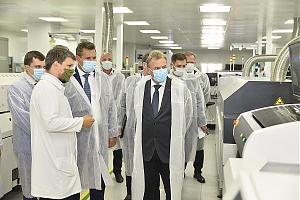 На Рязанском радиозаводе запустили серийное производство DMR-радиостанций