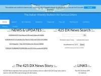 425 DX NEWS