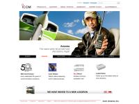 ICOM Communication, America