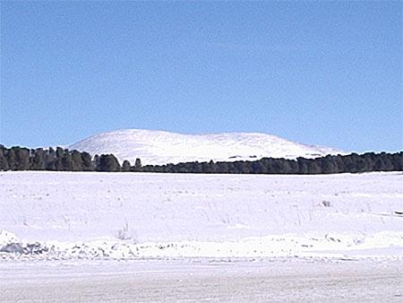 Вершина Сарлык (2507 м)