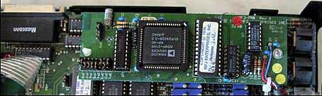 Плата DSP, позволяющая принимать слабые сигналы в помехах.