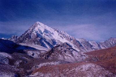 Вершины Горного Алтая