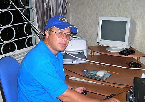Игорь RZ0SR