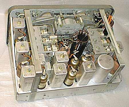 Вид радиостанции РБМ1 сзади