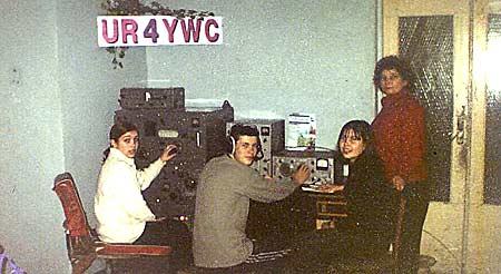 Коллектив UR4YWC