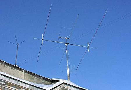 Антенны UA9OS - щелкните мышью для увеличения