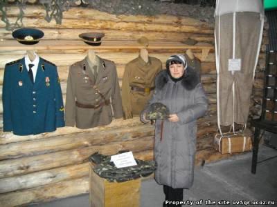 Форма одежды военных связистов.