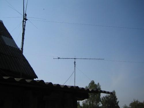 Антенна 13В2 от Cushcraft