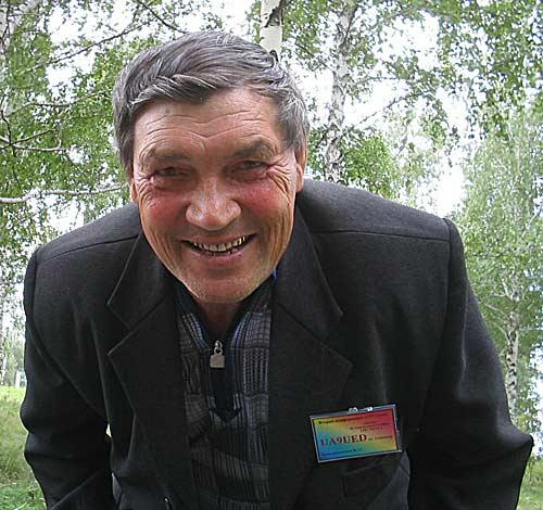 Александр Вайдуров UA9UED