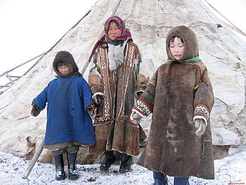 Коренные жители Севера