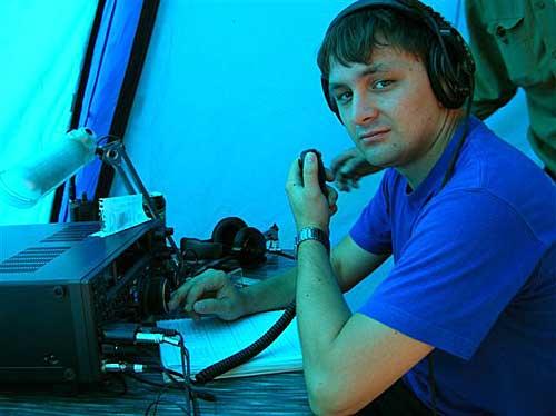 UA9KGQ работает на радиостанции конференции RS9O