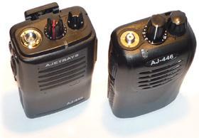 Антенна станции Ajetrays AJ-446
